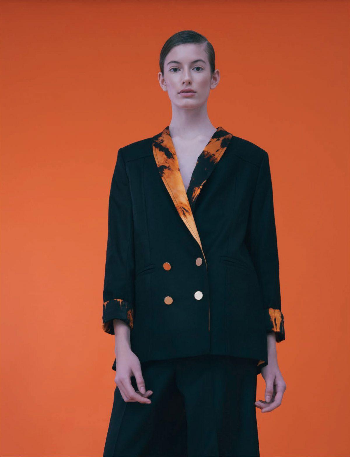 Diva Magazine – Orange is the new black